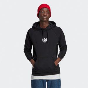 Adidas Trefoil Loungewar Adicolor 3D Graphic Hoodie