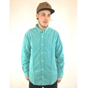Carhartt WIP Madison Fine Cord Shirt