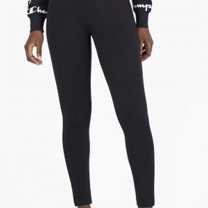 Champion Stretch Leggins Damen schwarz