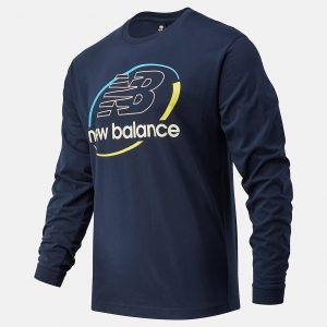 New Balance Athletics Circular Stack Longsleeve Tee
