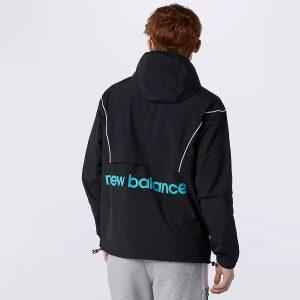 New Balance Athletics Windbreaker Herren