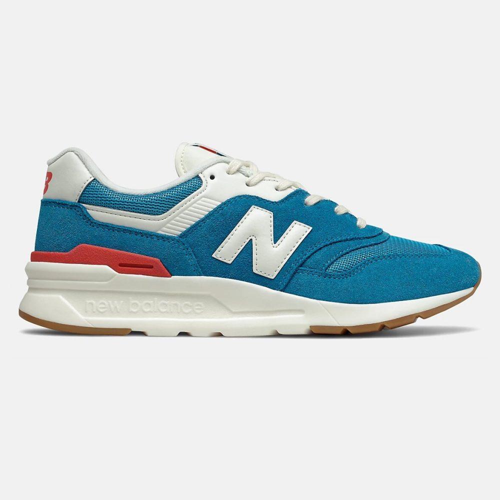 New Balance CM997 HRP Sneaker Herren blau