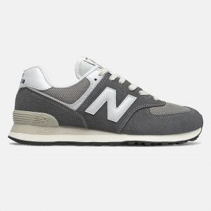 New Balance ML574 HD2 Sneaker Herren grau