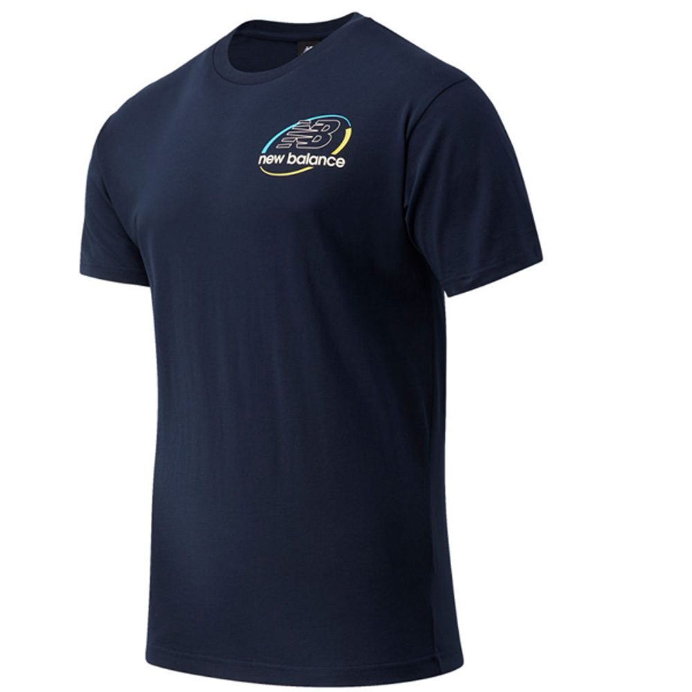 New Balance Athletics Circular Stack T-Shirt