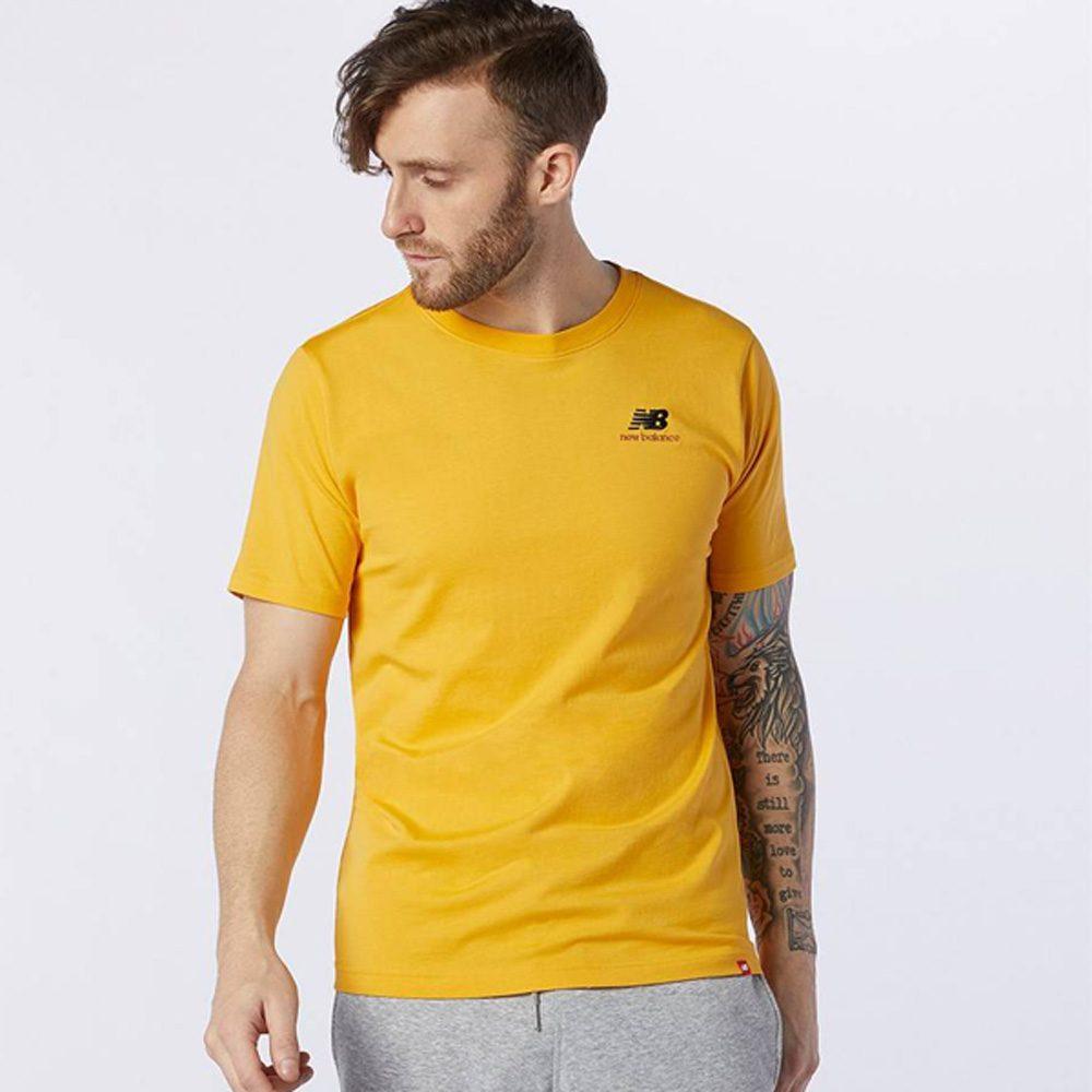 New Balance Essentials Embriodered T-Shirt