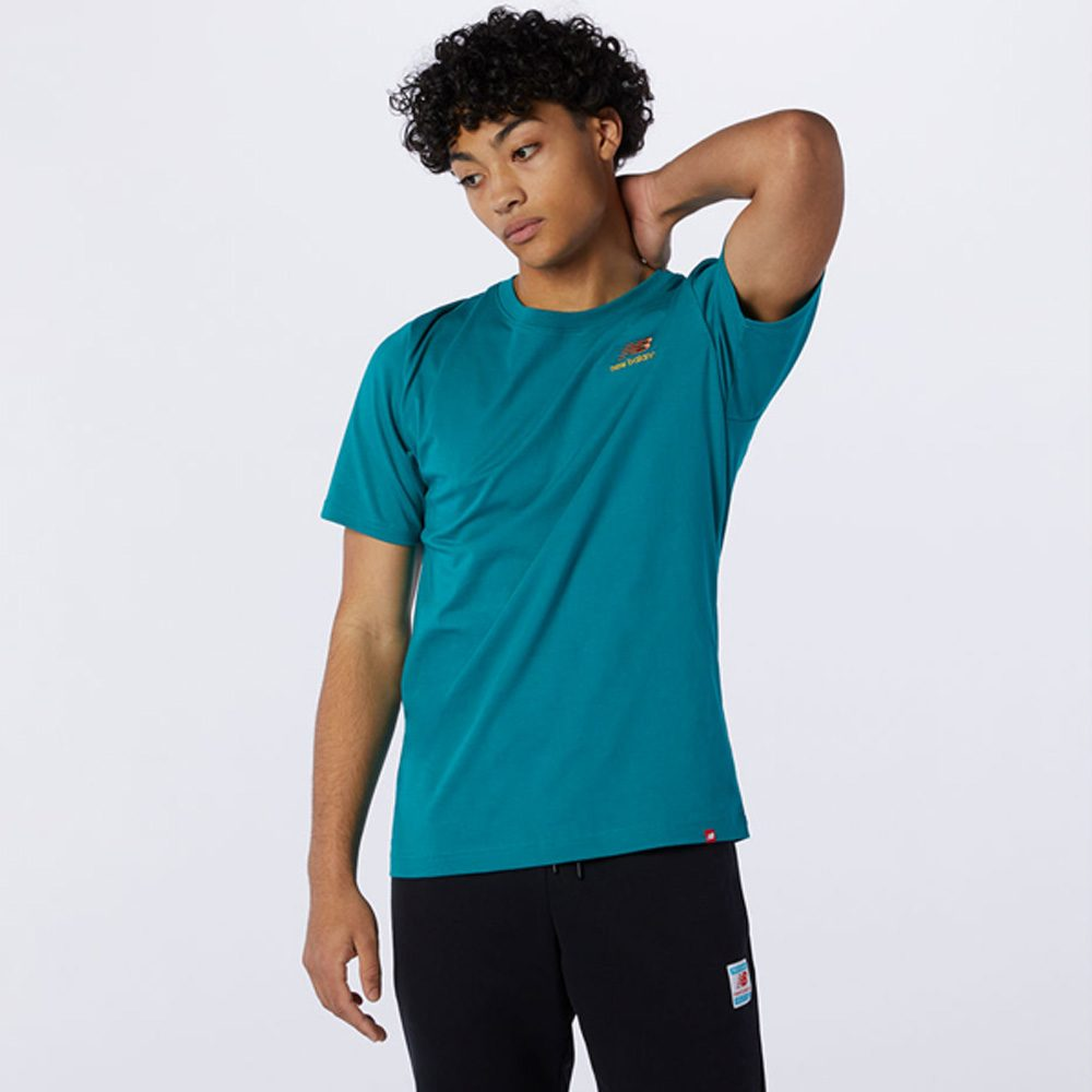 New Balance Essentials Embriodered T-Shirt