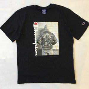 Champion T- Shirt Street Challenger Herren schwarz