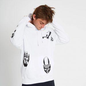 Volcom Featured Artist Kapuzensweater